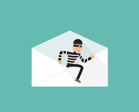 Segurança do e-mail