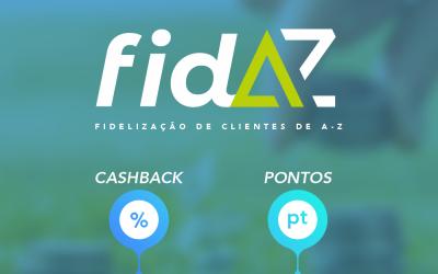 fidAZ Solução Fidelização Clientes simples e económica
