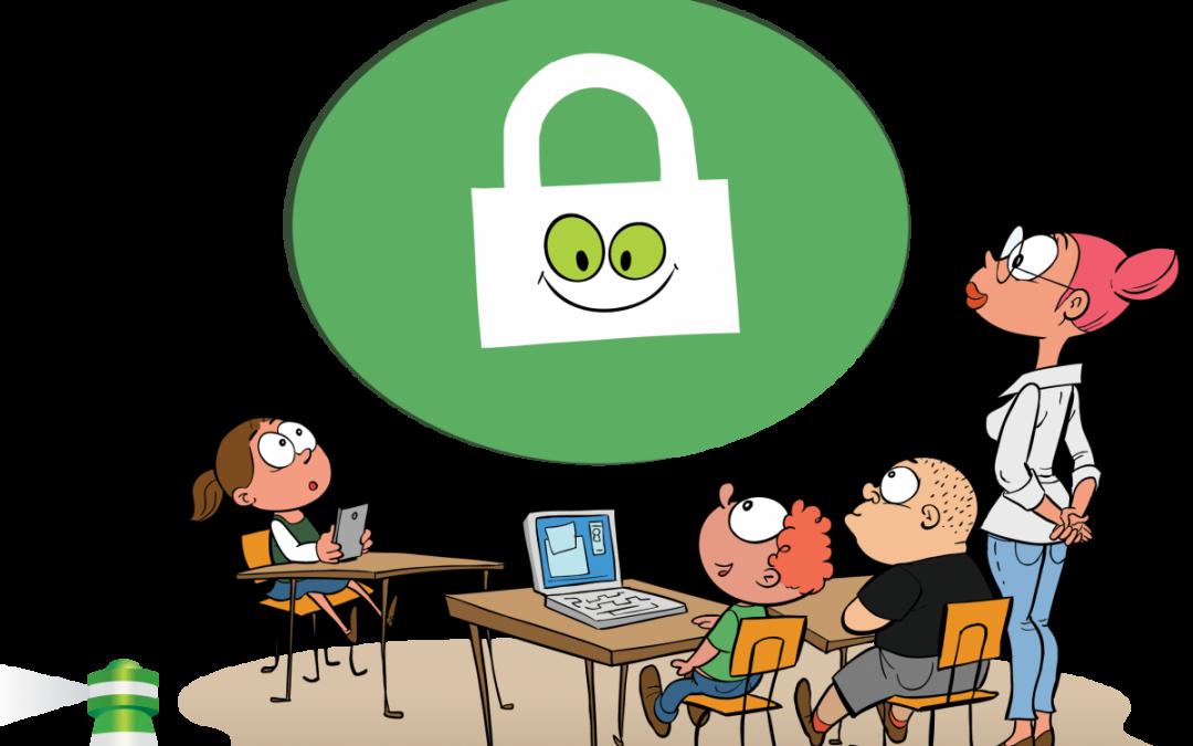 Segurança Aulas e Reuniões Online