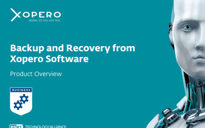 Backup Cloud XOPERO
