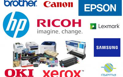 Reparações e Consumíveis Impressoras